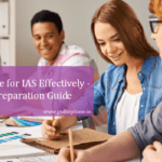 How to Prepare for IAS