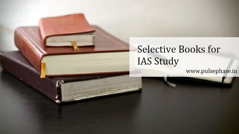 Books for IAS Exam