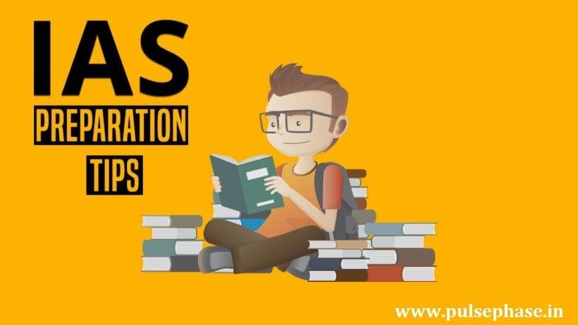prepare for IAS exam