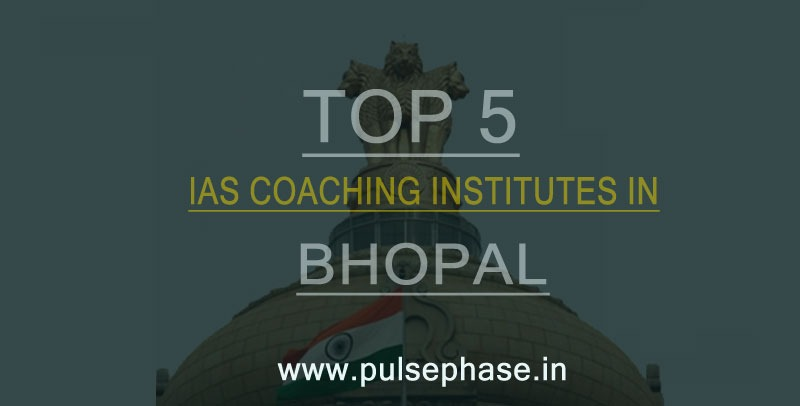 Top 5 Coaching Institutes in Bhopal