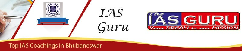 IAS Guru COaching in Bhubaneswar