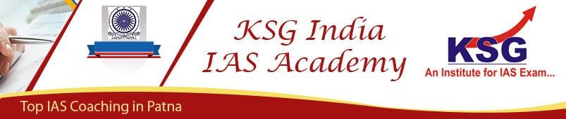 KSG India IAS Academy Patna