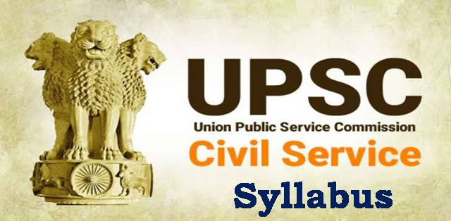 UPSC-prelims-Syllabus