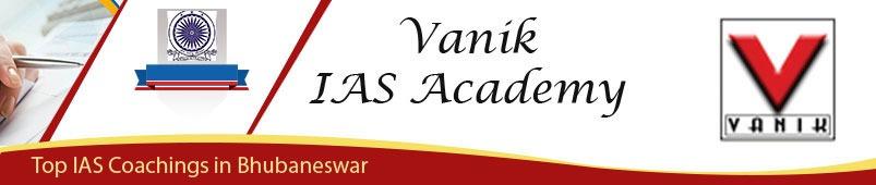 Vanik IAS Academy