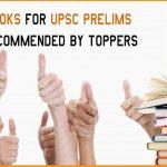 Best Books For UPSC Prelims