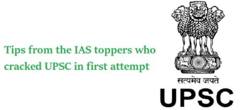 Tips from the IAS toppers