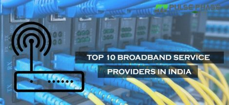 Top 10 Broadband Service Providers in India