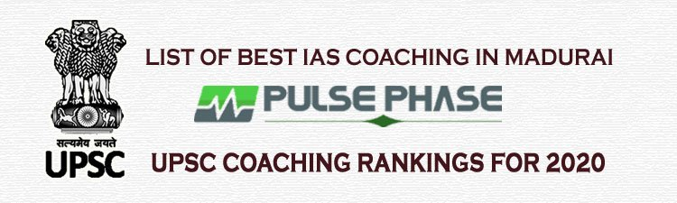 upsc coaching institutes rankings for 2020 by Pulsephase Team