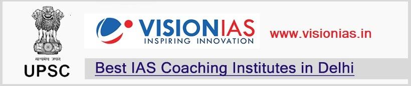 Best IAS coaching institute in India