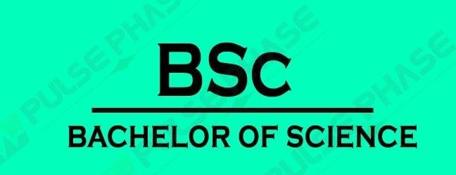 B.SC Full form