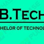 B.TECH Full form