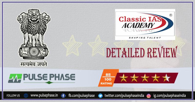 Classic IAS Academy Delhi