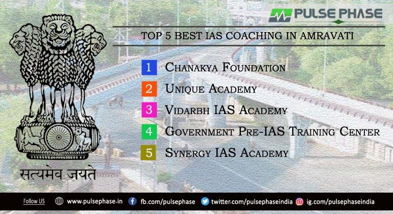 Top 5 IAS Coaching in Amravati