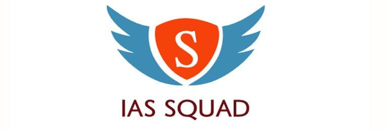 IAS Squad Website