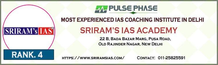 SRIRAM's IAS Delhi