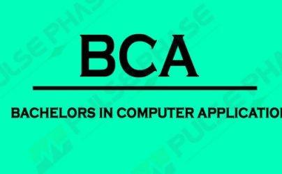 full form of BCA