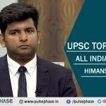 Himanshu Jain UPSC Topper 2019