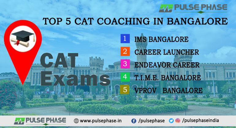 Top 5 CAT Coaching in Bangalore